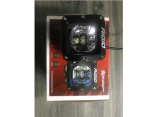 LED LIGHTS RIGID RADIANCE VARIOS COLORES Puerto Rico  OFFROAD BUILDERS