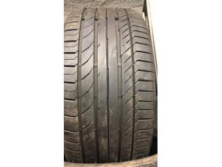 2 GOMAS 255-40-18 CONTINENTAL RUN FLAT Puerto Rico Import Tire