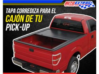 Cajas, Covers y Racks Pick Ups  Puerto Rico