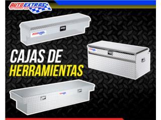 Cajas Herramientas Vans y Pick Ups  Puerto Rico