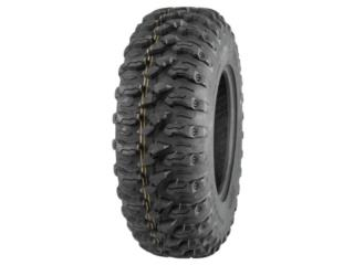 27X9R-14 QBT446 RADIAL TIRE FOR RZR / CAN-AM Puerto Rico SSF MOTORSPORT