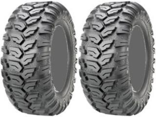 TIRE SET SIZE 14 MAXXIS CEROS FRO RZR CAN-AM Puerto Rico SSF MOTORSPORT
