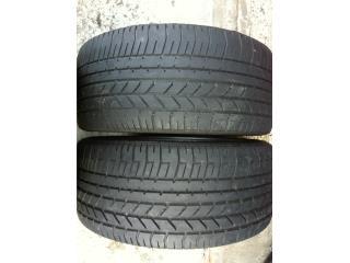2 GOMAS GOOD YEAR 285/40/17 NITIDAS Puerto Rico Import Tire