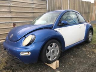 #1293 2001 Volkswagen New Beetle GL Puerto Rico EURO JUNKER