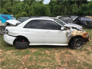 #1291 2004 Subaru Impreza WRX STi Puerto Rico EURO JUNKER