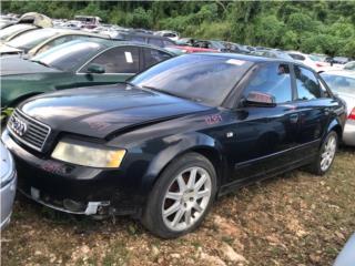 #1289 2002 Audi A4 1.8T Puerto Rico EURO JUNKER