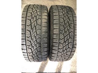 2 GOMAS 285-60-20 DODGE RAM 2017 EN ADELANTE Puerto Rico Import Tire