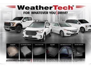 Productos WeatherTech Puerto Rico PRECISION AUTO CONCEPTS