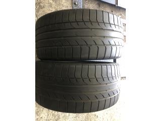 2 GOMAS 295-30-22 NÍTIDAS!! Puerto Rico Import Tire