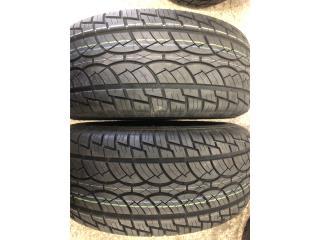 2 GOMAS 275-60-15 NUEVAS!!! Puerto Rico Import Tire