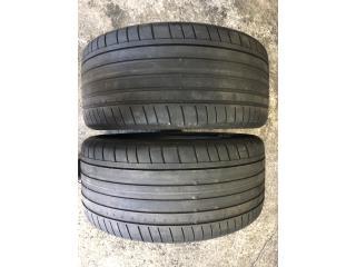 2 GOMAS 275/30/20 DUNLOP Puerto Rico Import Tire