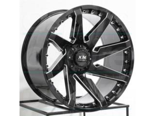AROS XM-301 JEEP-TACOMA-RAM-F150-CHEROKEE Puerto Rico JJ Wheels and Tires