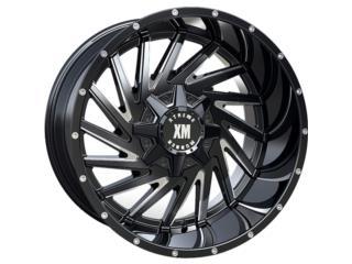 AROS XM-316 PARA TACOMA -JEEP-CHEROKEE-RAM Puerto Rico JJ Wheels and Tires