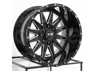 AROS XM-312 PARA JEEP-TACOMA-CHEROKEE-RAM Puerto Rico JJ Wheels and Tires