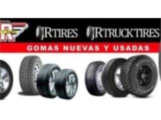 225/60/18 GOMAS USADAS Puerto Rico JR TIRE, INC