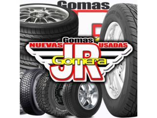 265/60/18 GOMAS USADAS  Puerto Rico JR TIRE, INC