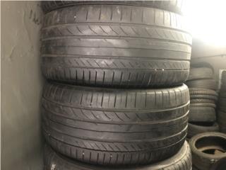 2 GOMAS 255-40-18 CONTINENTAL Puerto Rico Import Tire