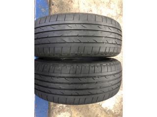 "2 GOMAS 17"" RUN FLAT PARA MINI COPPER Puerto Rico Import Tire"