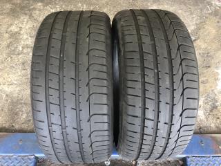 2 GOMAS 255-35-20 PIRELLI P ZERO Puerto Rico Import Tire