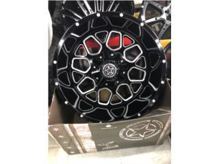 Aros Diablo Wheels 20x12 Puerto Rico PRECISION AUTO CONCEPTS