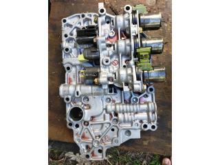 04-08 Mazda3 2.0L Cuerpo de Válvulas  Puerto Rico Marrero´s Transmission