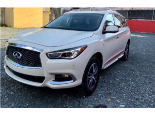 INFINITI QX60 2017 INMACULADA  GARANTIA  FABR Puerto Rico Borla Exhaust (iParts Borla Exhaust Distributors)
