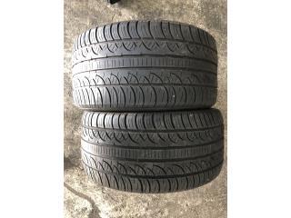 2 GOMAS 285-35-18 PIRELLI Puerto Rico Import Tire