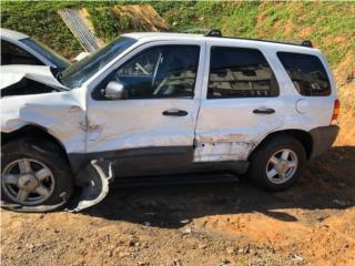 Airbags ford escape 2004 Puerto Rico CORREA AUTO PIEZAS IMPORT