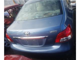 Toyota Yaris en piezas  Puerto Rico Junker Ramos Auto Piezas Inc.