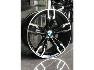 NEW! BMW MOD5620 20X8.5 & 20X9.5 Puerto Rico IMPORT PLUS