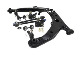 Kit suspension remplazo Tercel 95-99 Puerto Rico CENTRAL ORIGINAL PARTS