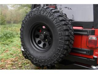 ARB REAR TIRE CARRIER Puerto Rico COVER Y MAS COVER