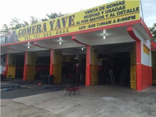 195-65-15 nuevas  Puerto Rico GOMERA YAVE