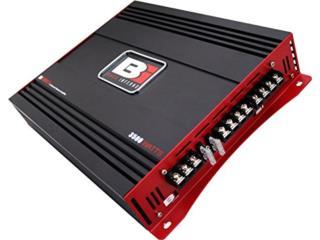 BI 3000Watts 4 canales Puerto Rico Top Electronics