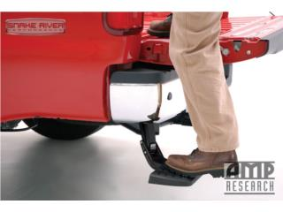 Bed Step y Bed Extender AMP Research Puerto Rico PRECISION AUTO CONCEPTS