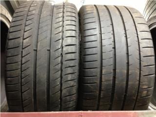 2 GOMAS 255/30/19 PRACTICAMENTE NUEVAS Puerto Rico Import Tire
