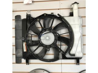 FAN MOTOR YARIS 2007-2012 Puerto Rico CENTRAL ORIGINAL PARTS