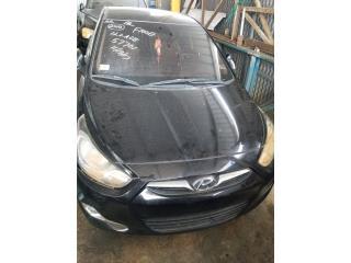 Hyundai Accent 2012 en piezas Puerto Rico Junker Ramos Auto Piezas Inc.
