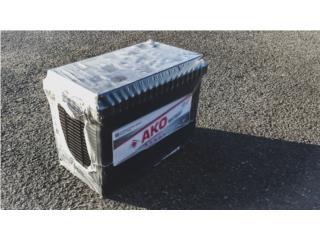 Baterías AKO Grande Puerto Rico EM TIRE RETAIL DISTRIBUTORS