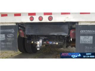 Pega de arrastre para variedad de vehiculos Puerto Rico AUTO EXTRAS SU CENTRO 4 X 4