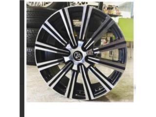Aros 24 Lexus 2016 Machine Black Puerto Rico UCSAUTOPARTS