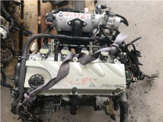 Motor Mitsubishi Eclipse 2.4 mivec  Puerto Rico Top Solution Speed