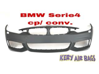 Bumper BMW Serie 4  Puerto Rico Kery Air Bags And Body Parts