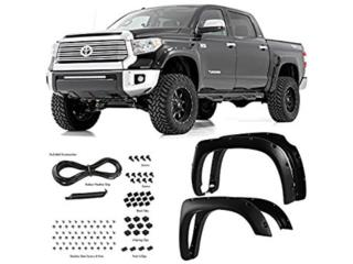 Fender Flares  2014-2015 Toyota Tundra Puerto Rico COVER Y MAS COVER