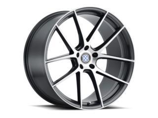 BEYERN  RITZ PARA BMW 18X8.5/9.5 19X8.5/9.5 Puerto Rico Aros Y Gomas Inc.
