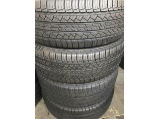 4GOMAS 265-60-18 Michelin  Puerto Rico GOMERA YAHWEH