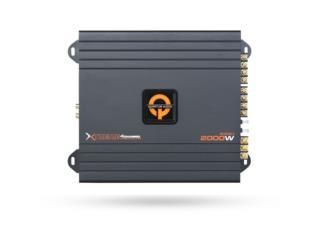 Planta 2000 Watts 4 canales Puerto Rico Top Electronics