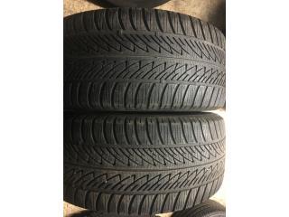 2 GOMAS 285-45-20 GOOD YEAR Puerto Rico Import Tire