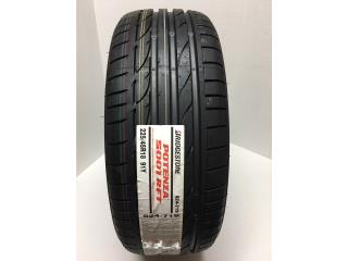 Bridgestone 225/45R18 Potenza S001 RFT Puerto Rico CENTRO GOMAS SAVARONA