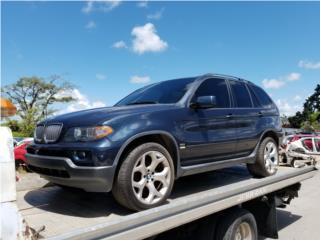 BMW X5 2004 PARA PIEZAS Puerto Rico CIDRA BODY PARTS & JUNKER INC.